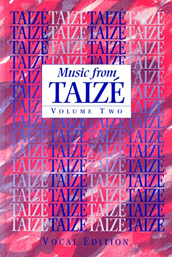 9780005998632: Music from Taize: Responses, Litanies, Acclamations, Canons, Vol. 2