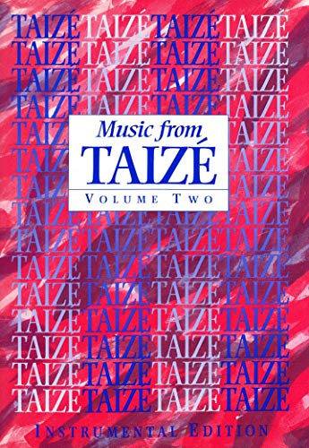 9780005998830: Music from Taize : Instrumental Edition: Vol 2