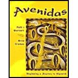 9780005998878: Avenidas: Beginning a Journey in Spanish - Textbook Only