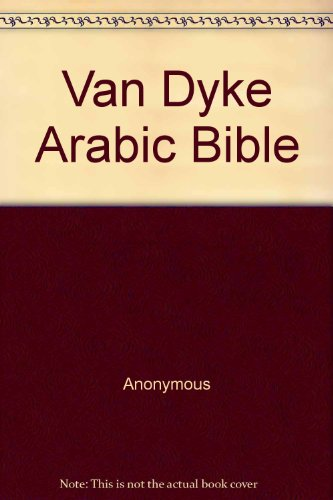 9780006003137: Van Dyke Arabic Bible