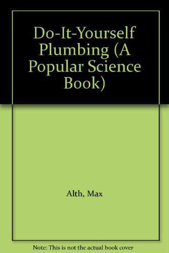 9780006010227 do it yourself plumbing a popular science book 9780006010227 do it yourself plumbing a popular science book solutioingenieria Image collections