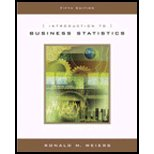 9780006024378: Introduction to Business Statistics - Textbook Only