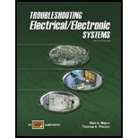 9780006054597: Troubleshooting Electrical/Electronic Systems - Textbook Only