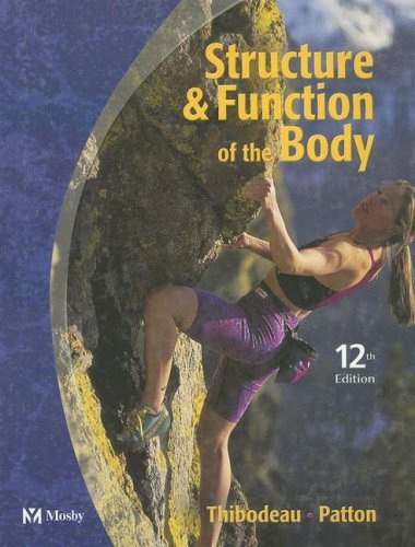 9780006071389: Structure & Function of the Body- Text Only