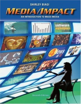 9780006107545: Media/Impact : An Introduction to Mass Media - Text Only
