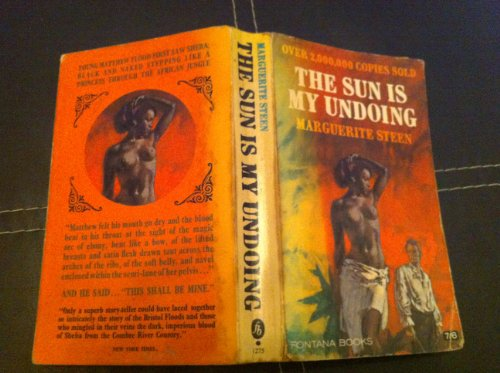 9780006112754: Sun is My Undoing