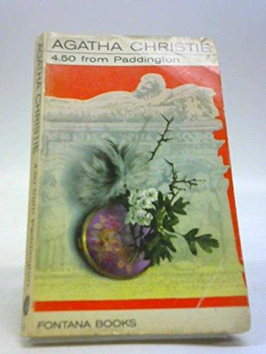 4.50 from Paddington: Agatha Christie