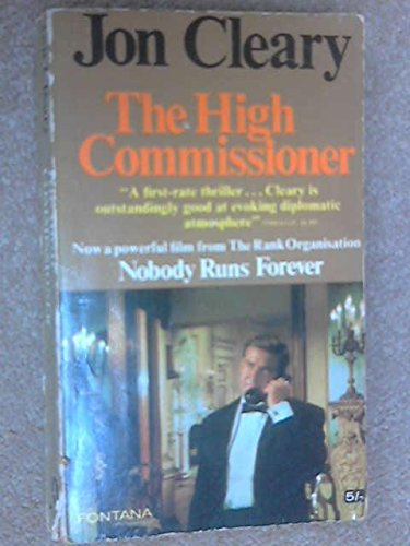 9780006117612: The High Commissioner