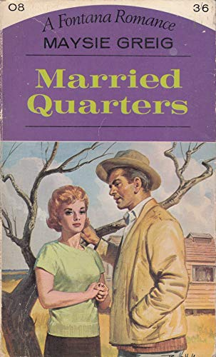 9780006117766: Married Quarters