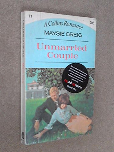 9780006118947: Unmarried Couple