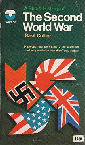 9780006119067: A short history of the Second World War