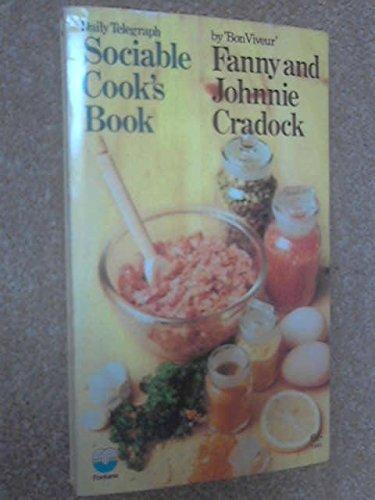 9780006119401: Daily Telegraph Sociable Cook's Book