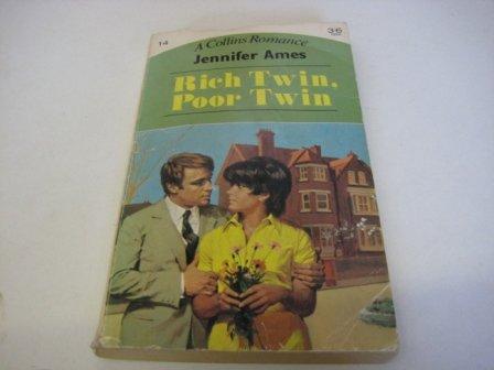 9780006119500: Rich Twin, Poor Twin