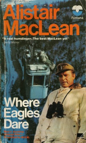 9780006119616: Where Eagles Dare