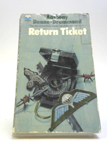 9780006119739: Return Ticket