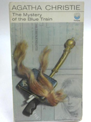 9780006119838: The Mystery of the Blue Train