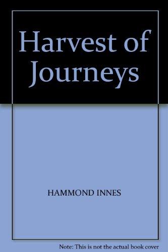 9780006121800: Harvest of Journeys