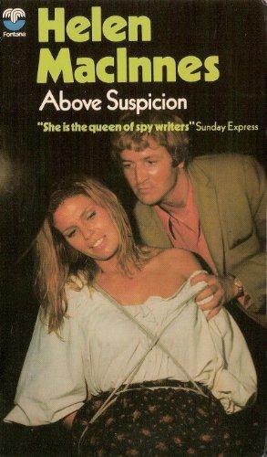 9780006121831: Above Suspicion