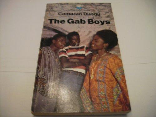 9780006121978: Gab Boys