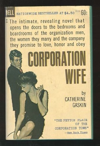 Corporation Wife (0006122957) by Catherine Gaskin