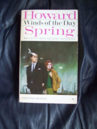 Winds of the Day (0006123082) by Howard Spring