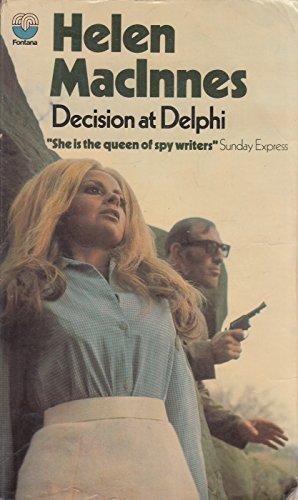 9780006123491: Decision at Delphi