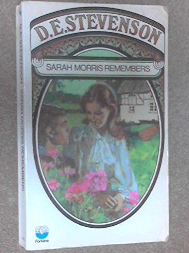9780006124054: Sarah Morris Remembers