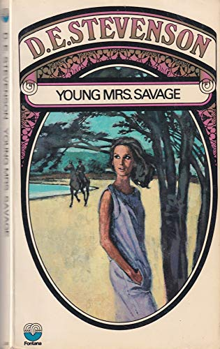 9780006124108: Young Mrs.Savage