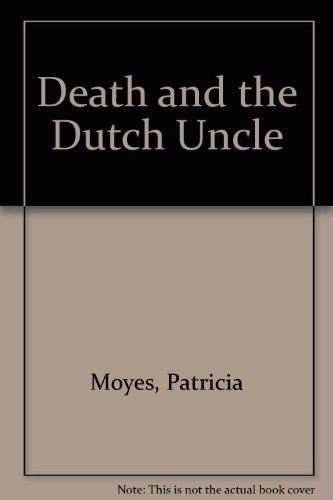 9780006125044: Death and the Dutch Uncle