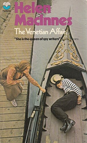 The Venetian Affair: MacInnes, Helen