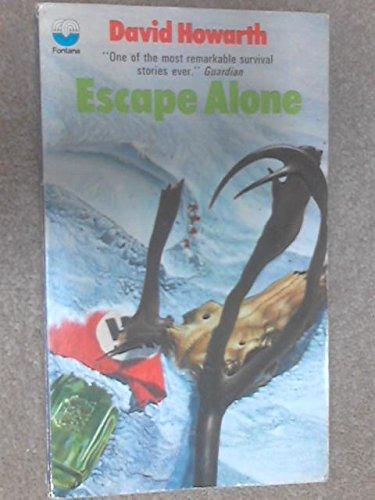 9780006125440: Escape Alone