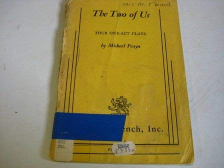 9780006125631: The Two of Us: Four one-act plays for two players