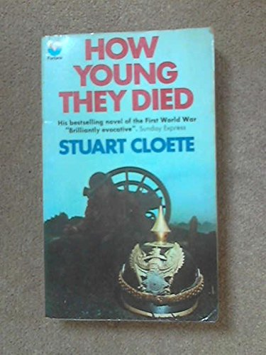 9780006126621: How Young They Died