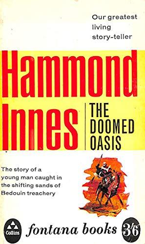 9780006127260: Doomed Oasis