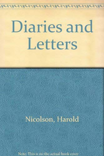9780006127680: Diaries and Letters 1945-62 (Fontana books)