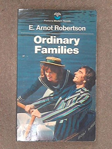 9780006127734: Ordinary Families