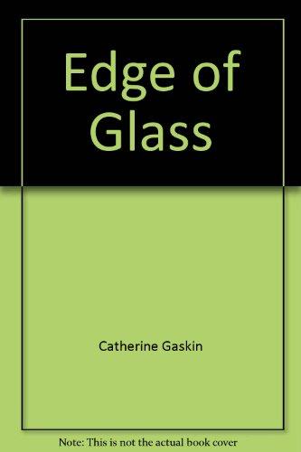 9780006127826: Edge of Glass