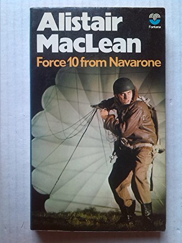 9780006128243: FORCE 10 FROM NAVARONE.