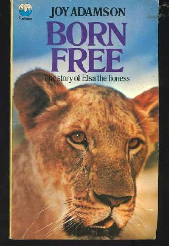 Elsa's Pride - Forever Free (An Abridged: Joy Adamson