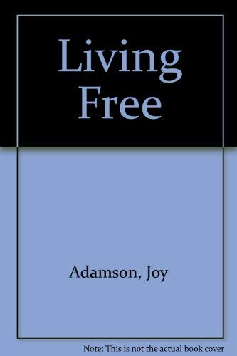 Living Free ** Signed**
