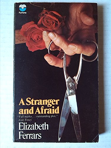 9780006129967: Stranger and Afraid