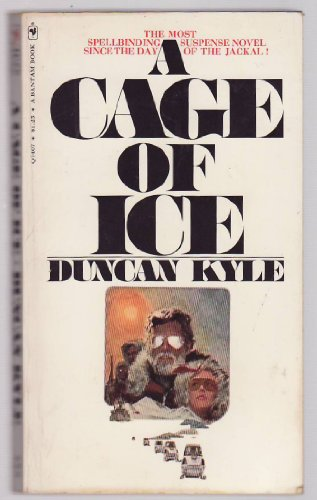 9780006130772: Cage of Ice
