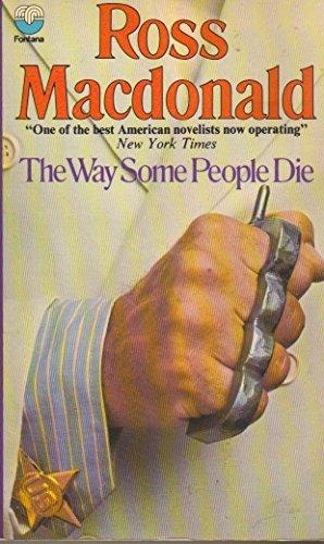 9780006131762: Way Some People Die
