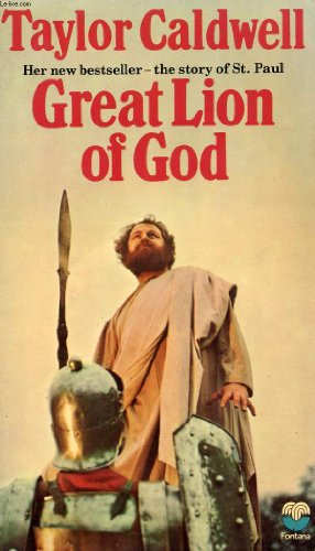 Great Lion of God: Caldwell, Taylor:
