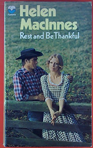 9780006132134: Rest and be Thankful