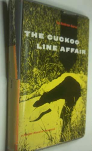 9780006132394: The Cuckoo Line Affair