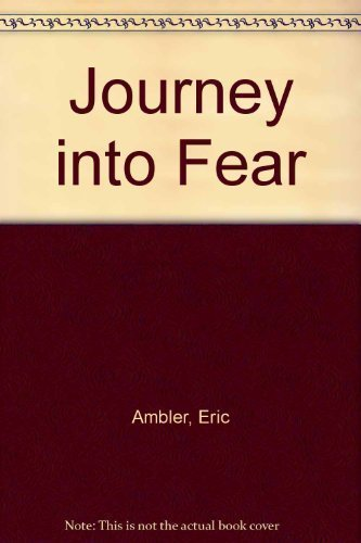 9780006132875: Journey into Fear