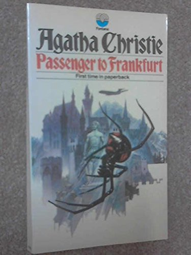 Passenger to Frankfurt: Christie,Agatha