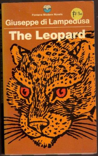 9780006135302: The Leopard (Fontana modern novels)