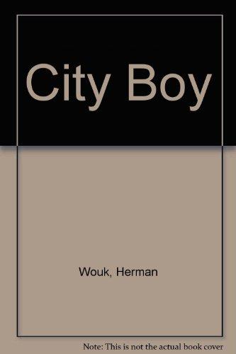 9780006135746: City Boy